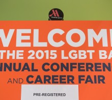 Images from the LGBT Bar's Lavender Law Conference and Career Fair at the Chicago Marriott Magnificent Mile Aug. 5, 2015. Photo by JasonSmith.com