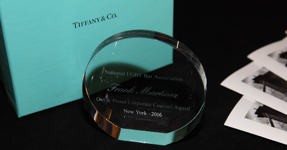 The National LGBT Bar Association Awards & Recognition