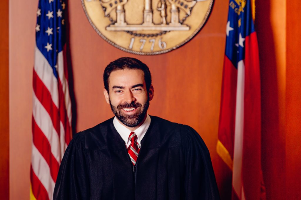 Judge Mike Jacobs