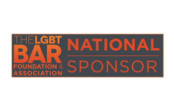 The National LGBT Bar Foundation & Association National Sponsor