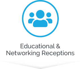 Educational and Networking Receptions