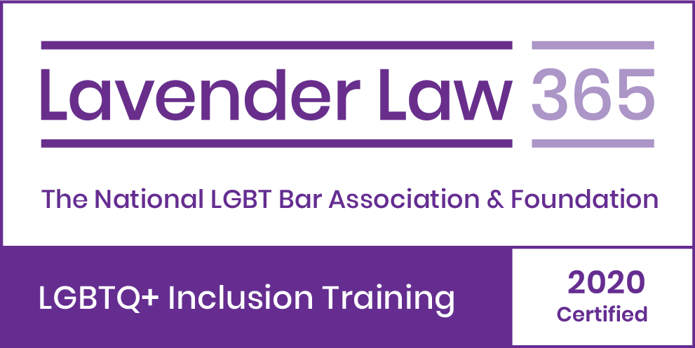 Lavender Law 365 Certified