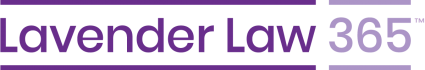 Lavender Law 365 Logo Full Color