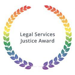 LGBTQ Bar - Legal Services Justice Award